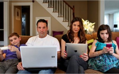 Could Modern Technology be Affecting your Family?